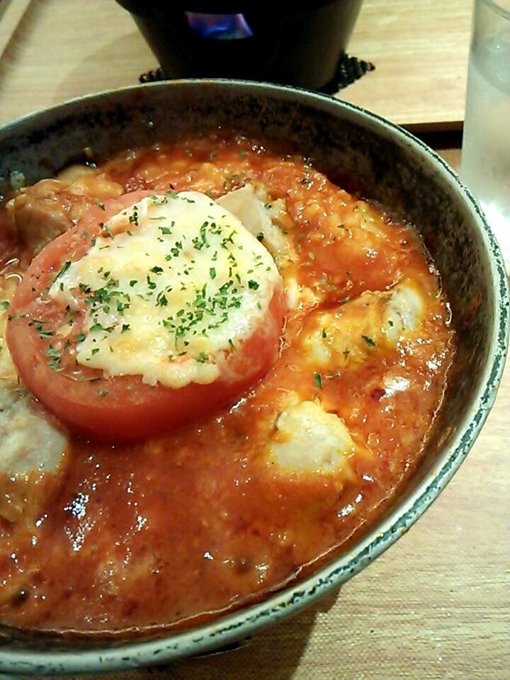 トマトのドリア