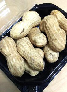 生ピーナッツ